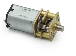 12mm DC spur gear motor