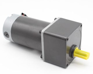 90mm DC parallel gear motor