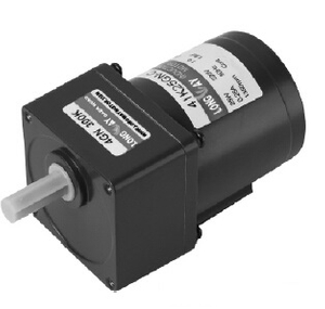 80mm AC parallel gear motor