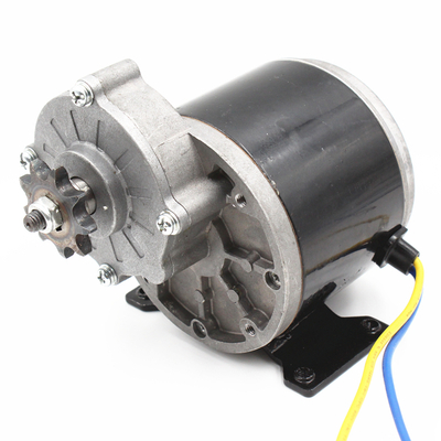 12v 24v 250w 101mm dc scooter motor