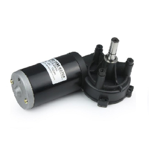 49mm DC Worm Gear Motor